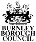 The Burnley Borough Council Coat of Arms